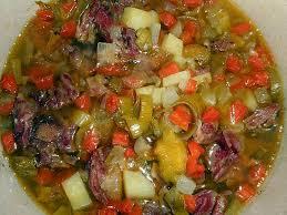 cuisine jarret de porc recette de soupe de légumes jarret de porc 1 2 sel