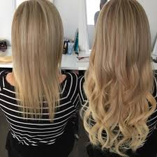 best hair extension brand glam seamless in extension review leahlovesmakeup