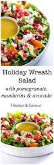best 25 christmas salad recipes ideas on pinterest crisp menu
