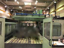 gantry mill 5 axis