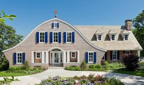 waterfront home designs my home classic shingle style summer house consumer live