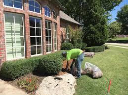 recent jobs proactive landscaping