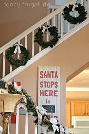 The Banister My Christmas 2013 Home Tour
