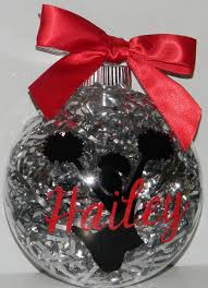 personalized ornament cheer coach gift