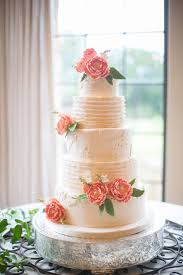 wedding cake buttercream classic tiered buttercream wedding cake with flowers
