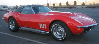 1969 convertible corvette 1969 chevrolet corvette c3 production statistics and facts