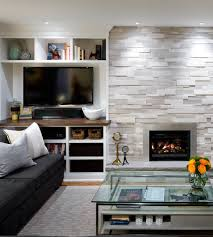 how to make your television compliment your fireplace valor