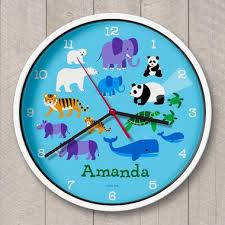personalized clocks with pictures personalized clocks appeel