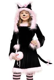 Kitten Costumes Halloween Kitty Halloween Costumes Girls