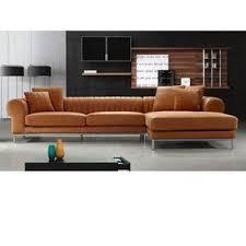 orange leather sectional sofa burnt orange leather sectional sofa best furniture for home design