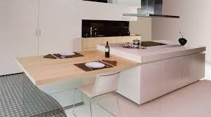 table de cuisine contemporaine étourdissant table cuisine moderne avec cuisine contemporaine