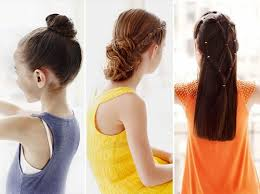 quick hairstyles for long hair at home cute and easy hairstyles for kids to do at home new hairstyles
