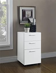 ameriwood furniture princeton mobile file cabinet white