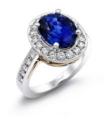 beautiful blue rings images Get cozy with beautiful blue coast diamond rings robbins jpg