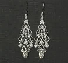 silver chandelier earrings trend silver chandelier earrings 39 in home design ideas with