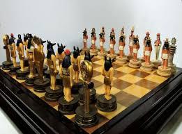 ancient chess ancient egypt chess set buy the source enterprises ltd