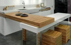 planche pour plan de travail cuisine plan de travail pour cuisine les matériaux aménagement de cuisine