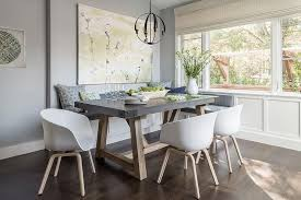 Gray Dining Room Ideas Gray Dining Table Aswadventure