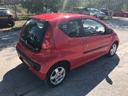 used peugeot 107 1 0 12v verve 3dr for sale on finance socialmotors