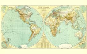 World Map Of Time Zones by World Map Desktop Background Group 0