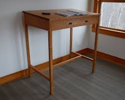 Standing Writing Desk by The Ergonomic Benefits Of A Stand Up Desk Hawk Ridge Furniture