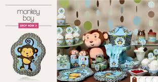 baby shower monkey monkey boy baby shower theme moviepulse me