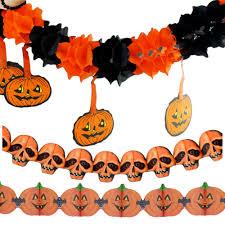 halloween garlands pumpkin garland cliparts cliparts zone