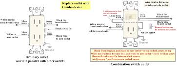switch outlet wiring diagram carlplant