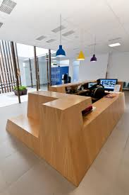 Office Interior Design by 24 Best Information Desks Images On Pinterest Lobby Reception