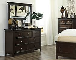 Bedroom Dresser With Mirror Dressers Furniture Homestore