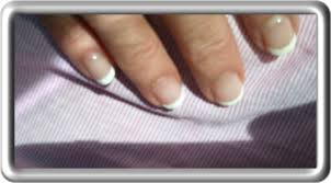 manicured nails at a personal touch nails raleigh nc