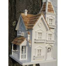 create an attractive victorian style bird houses house style design