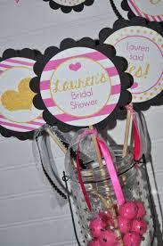 bridal shower centerpiece sticks bachelorette party pink