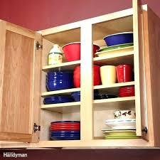 kitchen cabinet organizer ideas kitchen cabinet storage systems cabinet storage ideas