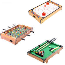 pool table combo set best combo play toy table set including mini air hockey soccer table