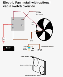 unique wiring diagram for electric fan standard deltagenerali me
