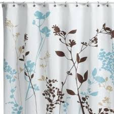Fabric Stall Shower Curtain Stall Size Shower Curtains Foter