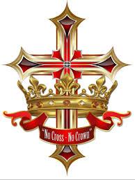 no cross no crown no cross no crown roman catholic man