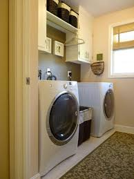 clever storage ideas for your tiny laundry room hgtv elegant expansion