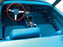 Custom Corvette Interior 1969 Chevrolet Corvette Custom C3 Roadster Vette Magazine