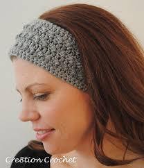 crochet hairband ravelry sleek and ear warmer headband pattern by lorene