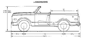Chevrolet Suburban Interior Dimensions 1967 72 U2013 Jim Carter Truck Parts