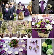 plum wedding plum gold and green wedding inspiration board
