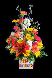 birthday bouquet 541 664 1878 florist medford oregon judys florist