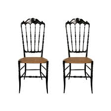 pair chiavari chairs at 1stdibs