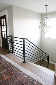 Garden Wall Railings by Best 25 Metal Stair Railing Ideas Only On Pinterest Banister