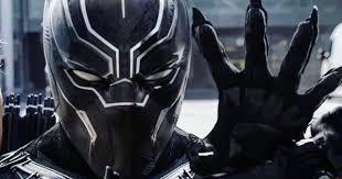 Black Panther Black Panther Clip Shows An Electrifying Car