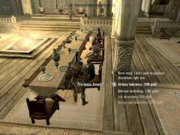 tes v skyrim how to buy and decorate house in dragonsreach