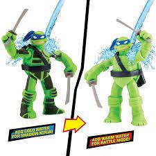 amazon teenage mutant ninja turtles ninja color change