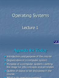operating systems cs604 power point slides lecture operating